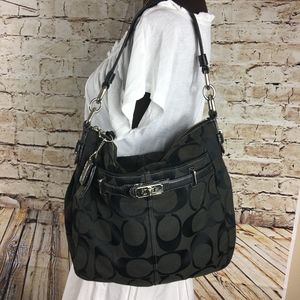 Coach Chelsea BLACK Shoulder bag J1293-F17834-EUC